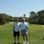 Golf with Dad Again