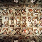 See the Sistine Chapel