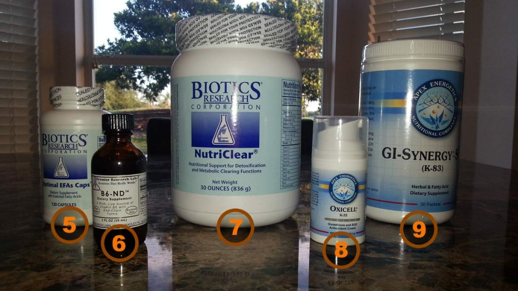 Autoimmune - More Supplements